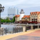 Калининград - самый западный город России
