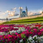 Казань - чудо-город на Волге с тысячелетней историей