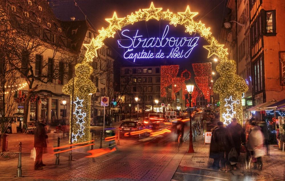 Что посмотреть в страсбурге на новый год