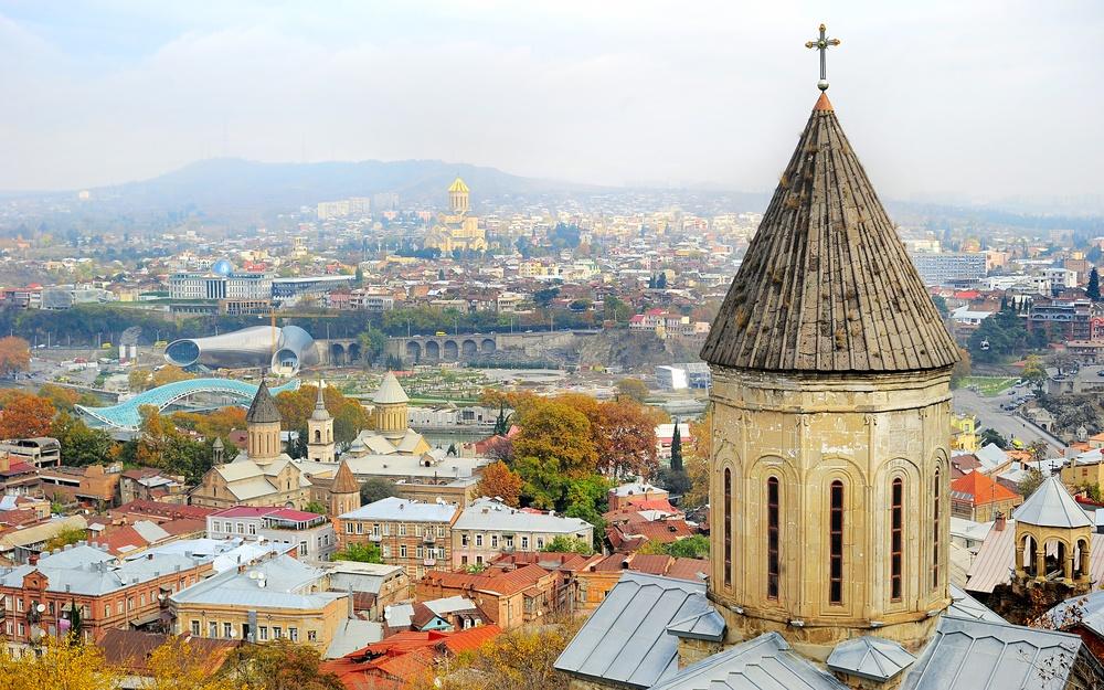 Горящий тур грузия киев