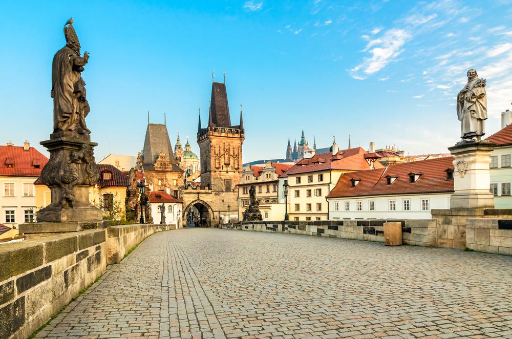 Чехия - туры, цены на отдых в Чехию 2 16 вылет из