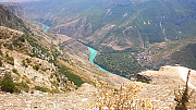 Сулакский каньон - Махачкала