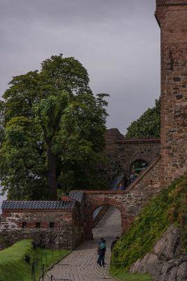 Крепость Акерсхус в Осло_2
