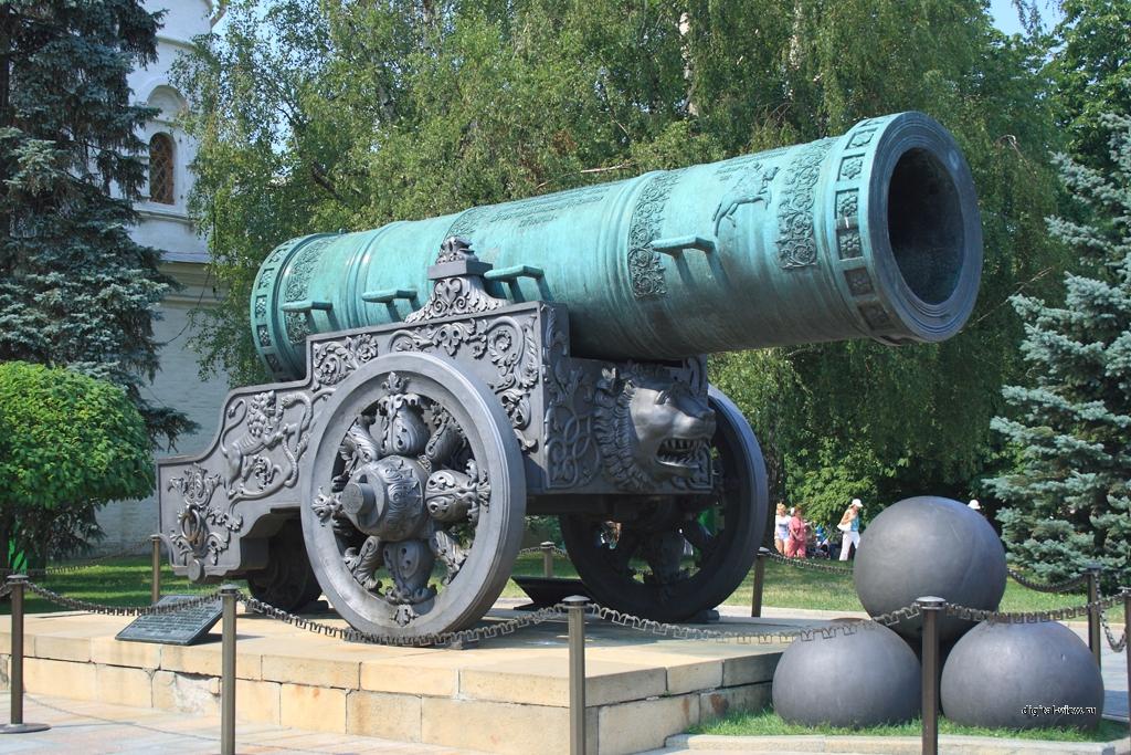 Споры о Царь-пушке. Обсуждение на LiveInternet - Российский …