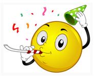 Поздравления с днем рождения другу в смайликах 64